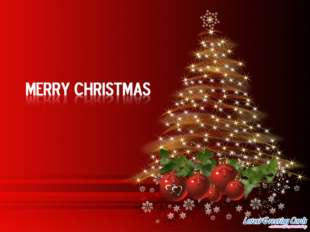 Free Wallpapers Christmas 1024x768