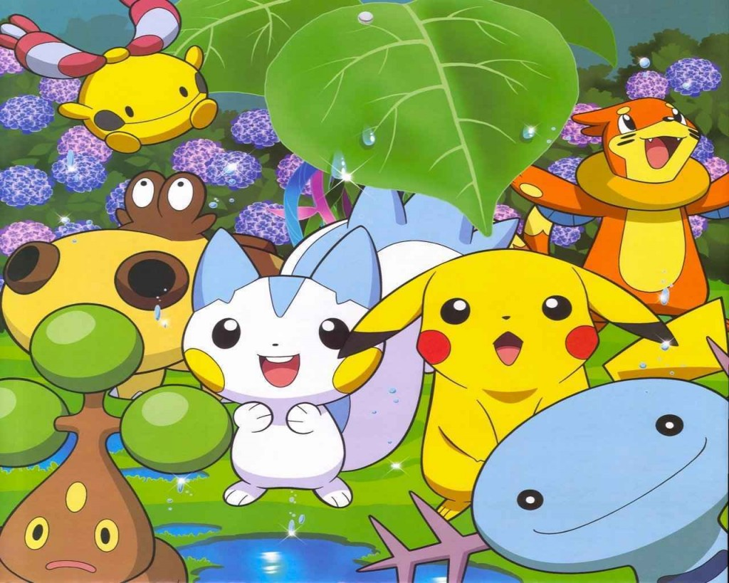 Pokemon Wallpapers Cute  Wallpaper  1024x819