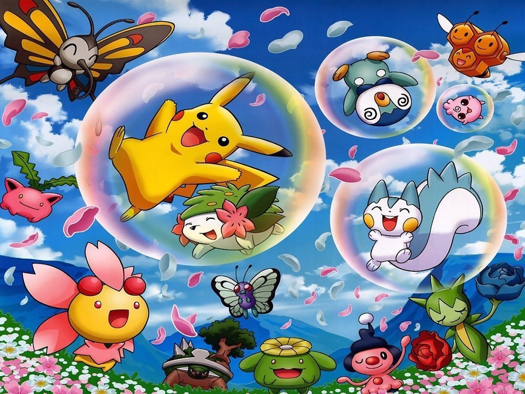 Pokemon Wallpapers Pokemon Legendary Pokemon Wallpaper 1024x768