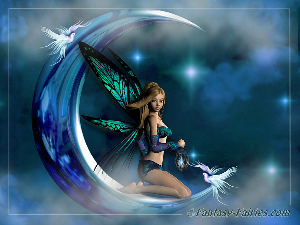 Gothic Fairy Wallpaper Wallpapers Download 1024x768