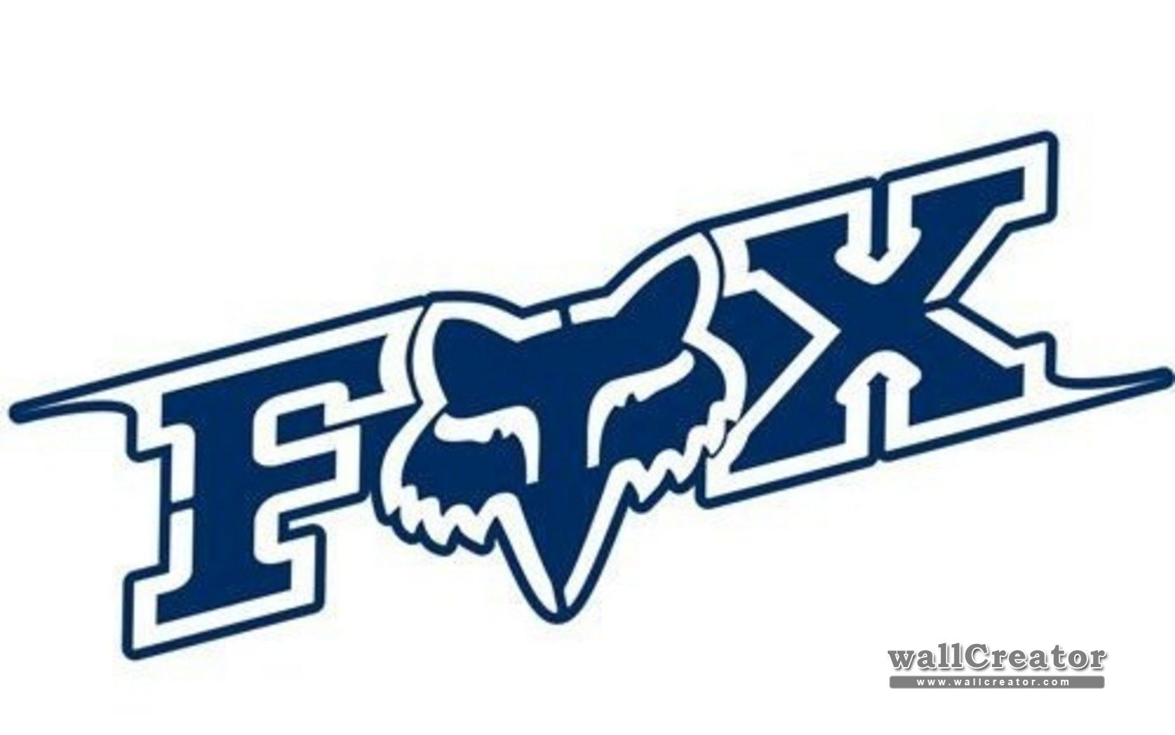 Fox Racing Logo Wallpapers  Wallpaper  1677x1050