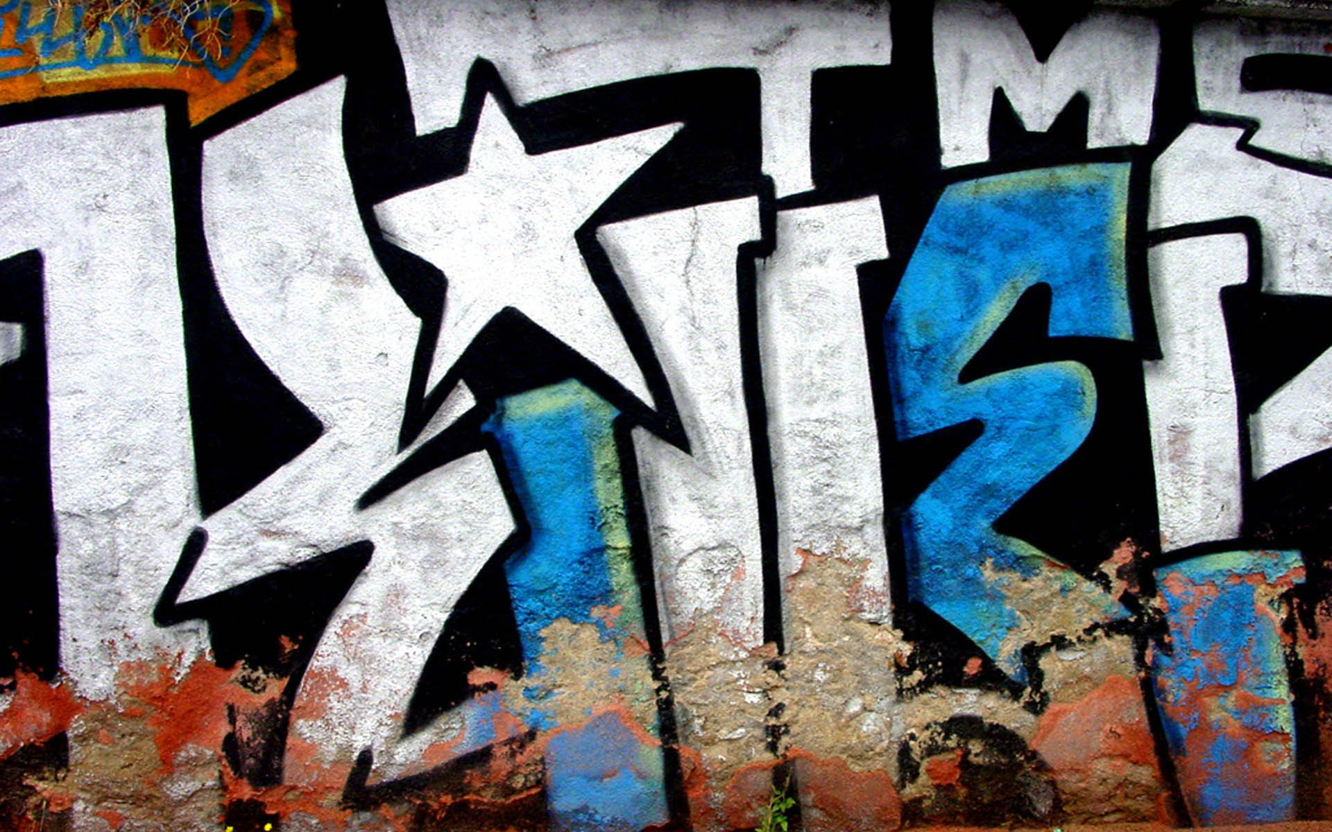 Abstract wallpaper hip hop graffiti wallpaper free for hd 1920x1200 voltagebd Image collections