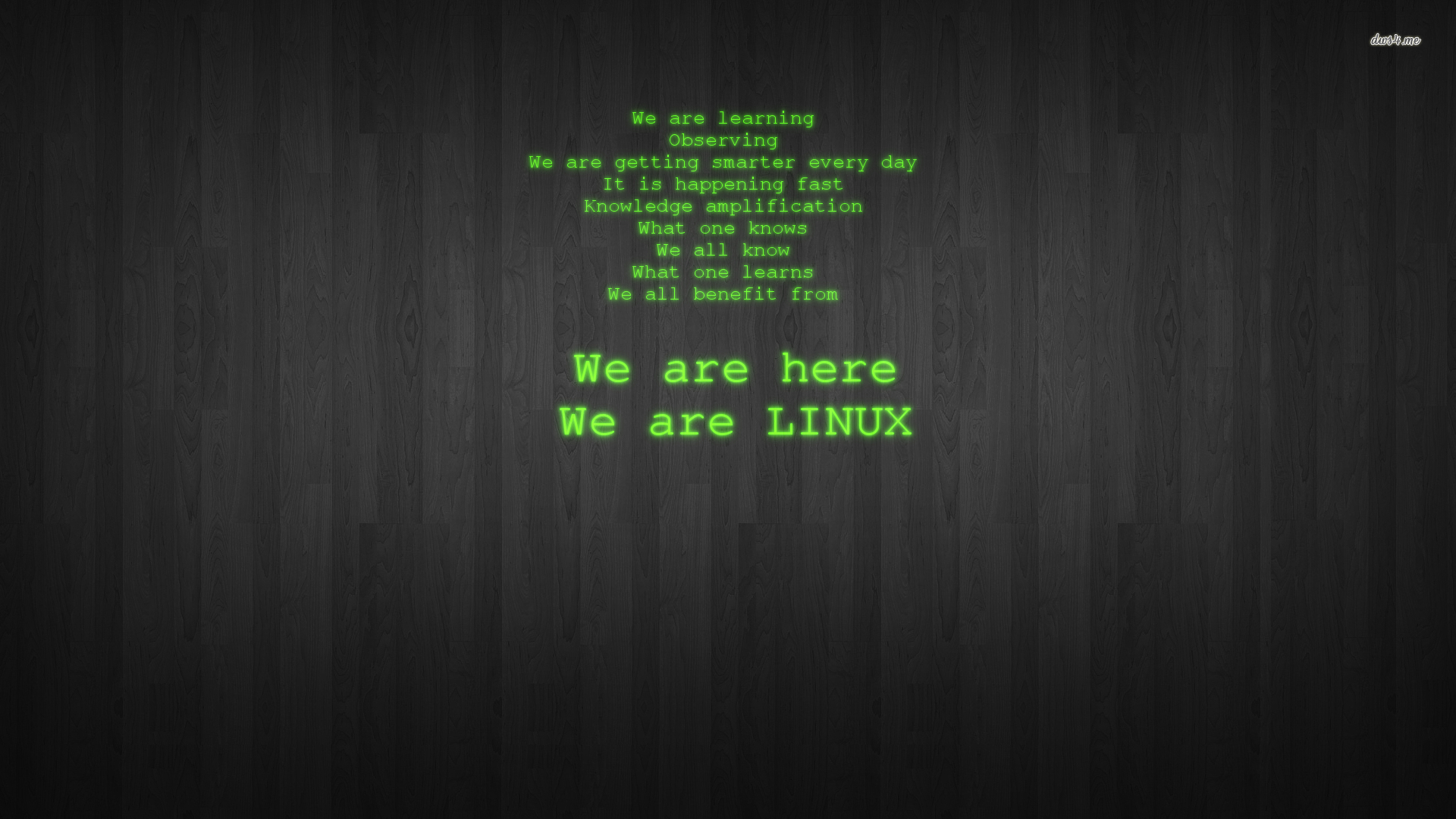 Group Of Linux Wallpaper 1920x1080