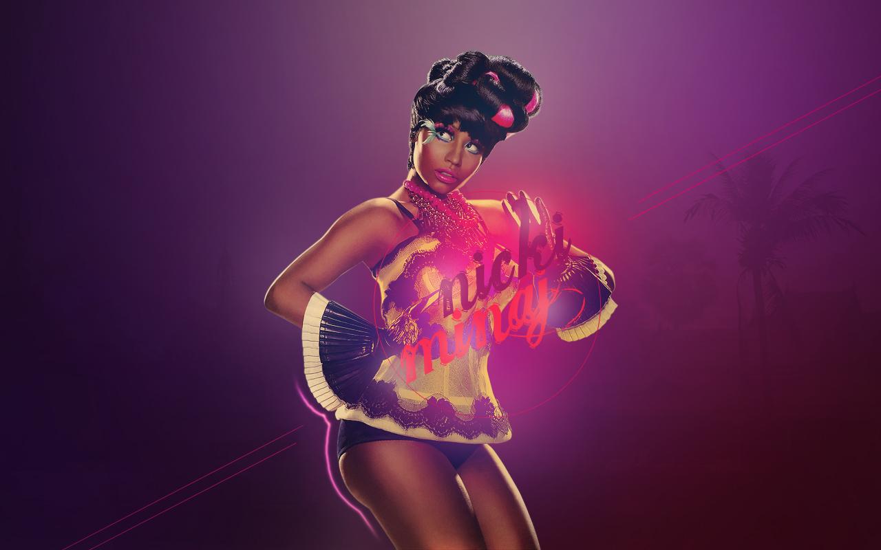 Nicki Minaj Wallpapers Hd Download 1280x800