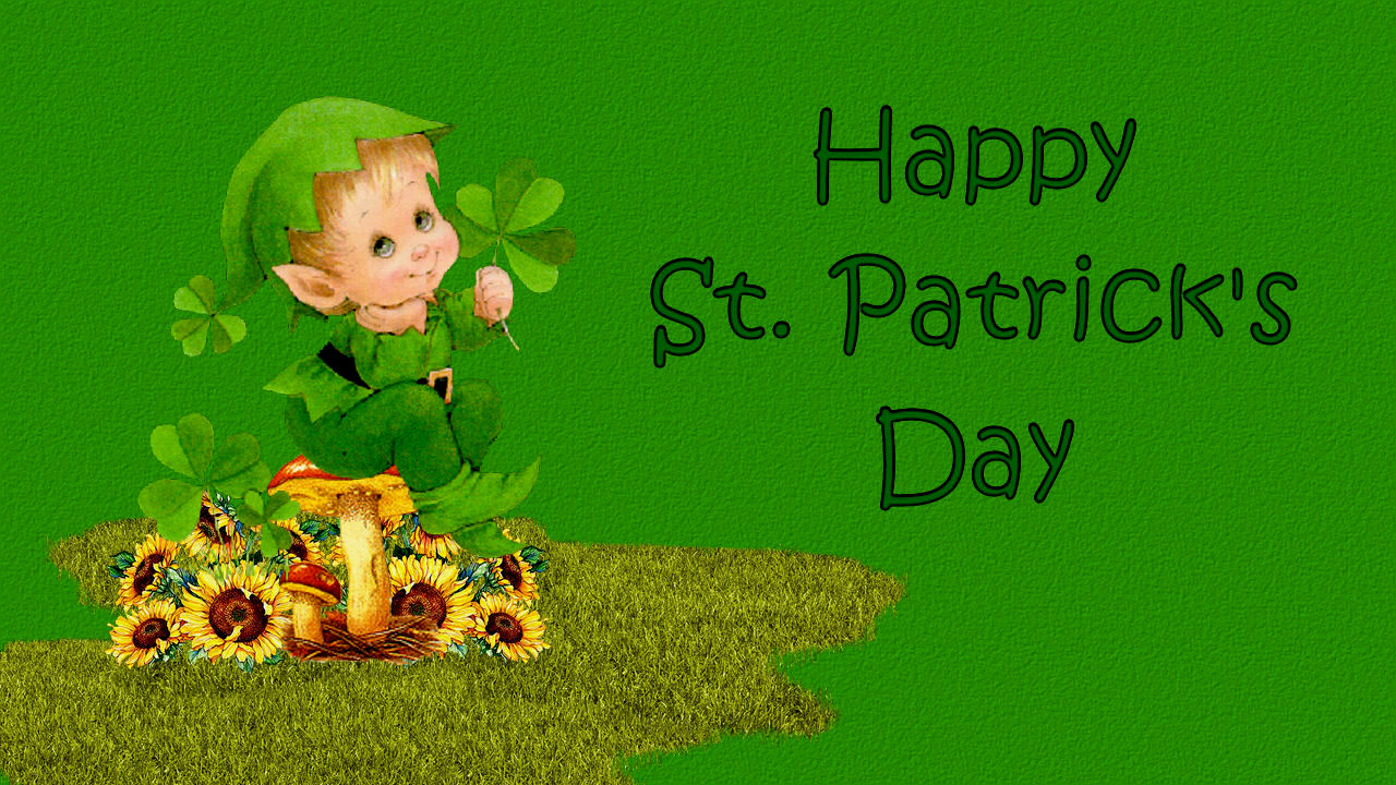 Free St Patricks Day Wallpapers  Wallpaper  1280x720