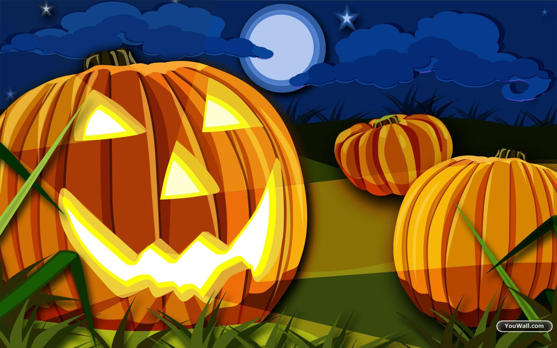 Halloween Wallpapers Free Downloads Group  1920x1200