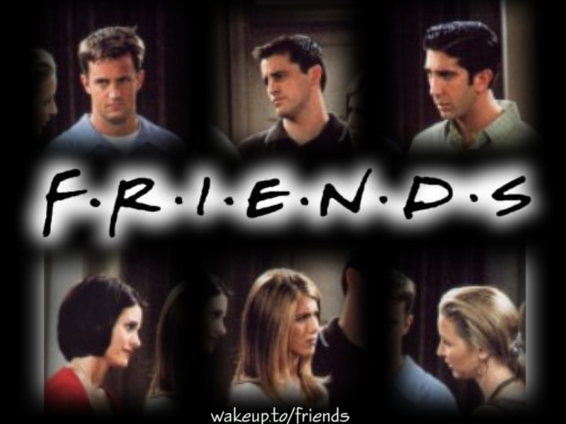 Friends Tv Show Wallpapers 800x600