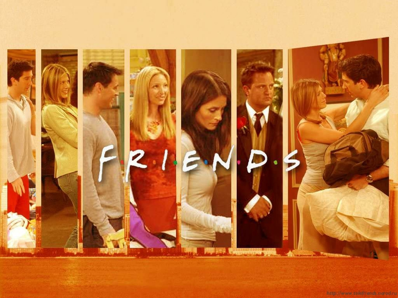 Friends Tv Show Wallpapers 40 Wallpapers Adorable