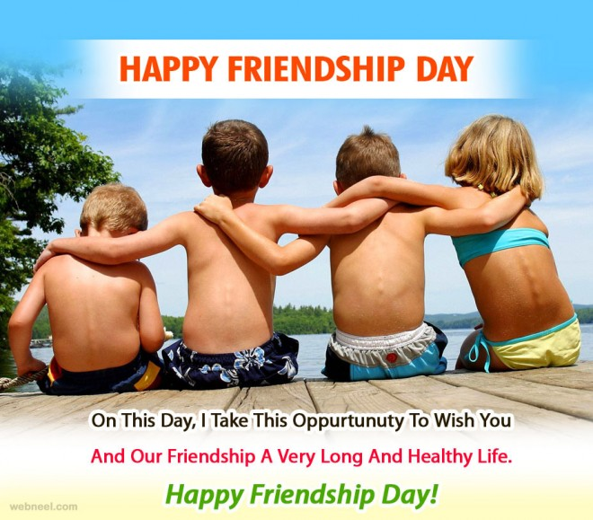 Friendship day quotes 660x579