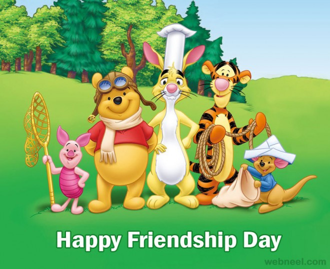 Beautiful Friendship Day Greetings Designs and Quotes  August  660x538