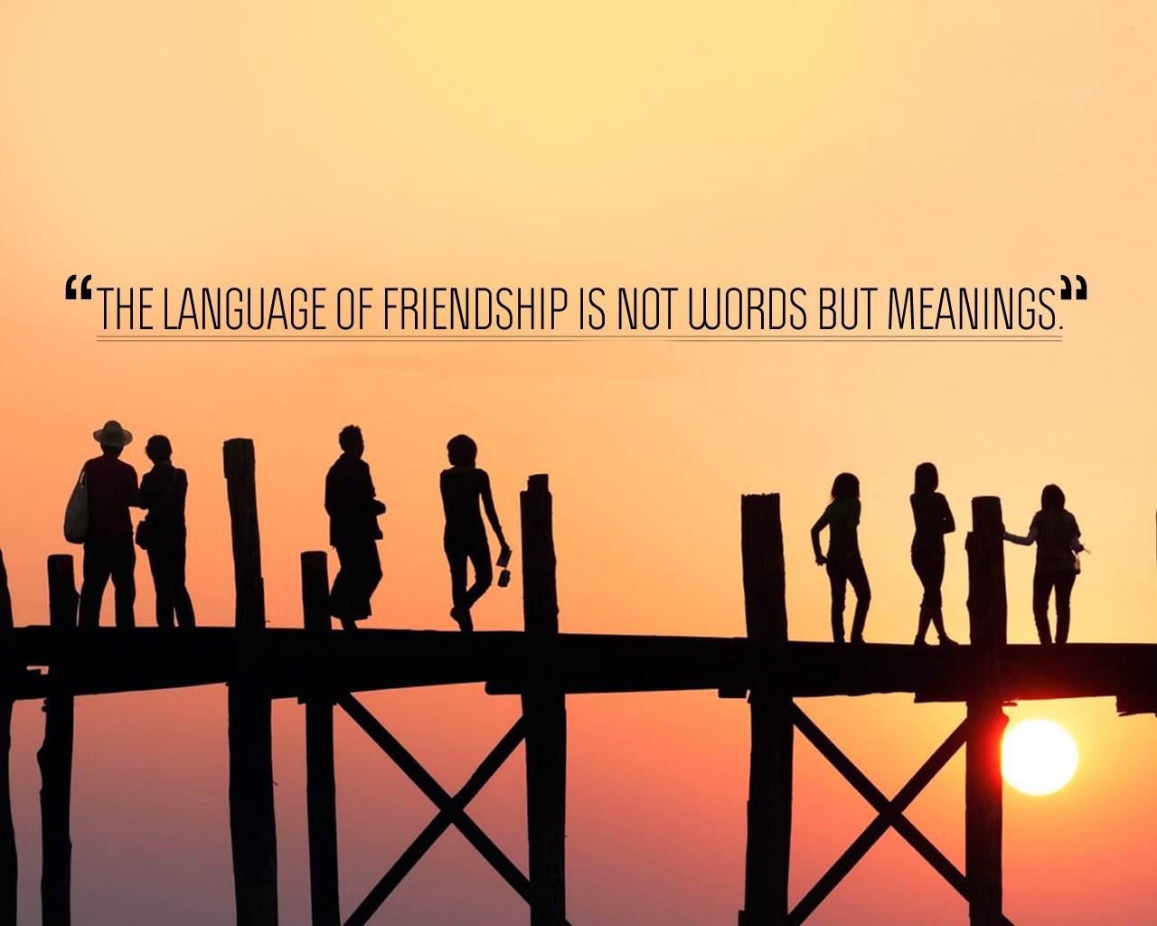 Friendship Wallpaper Hindi Shayari 1280x1024