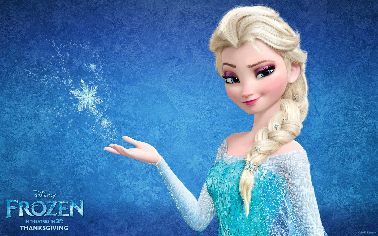 Collection of Frozen Wallpaper Hd on HDWallpapers 1600x1000