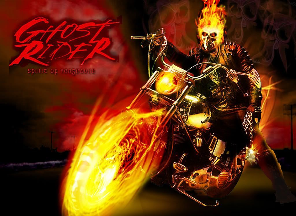 Ghost Rider Computer Wallpapers, Desktop Backgrounds   1024x748