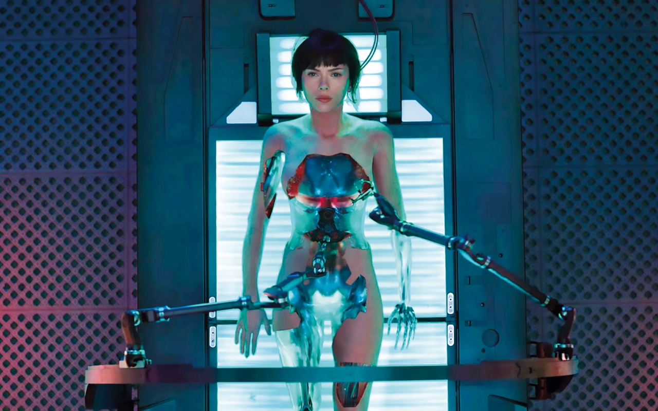 Ghost in the Shell  Wallpaper MyMovieWallpapers Ghost in the Shell Wallpaper  1280x800