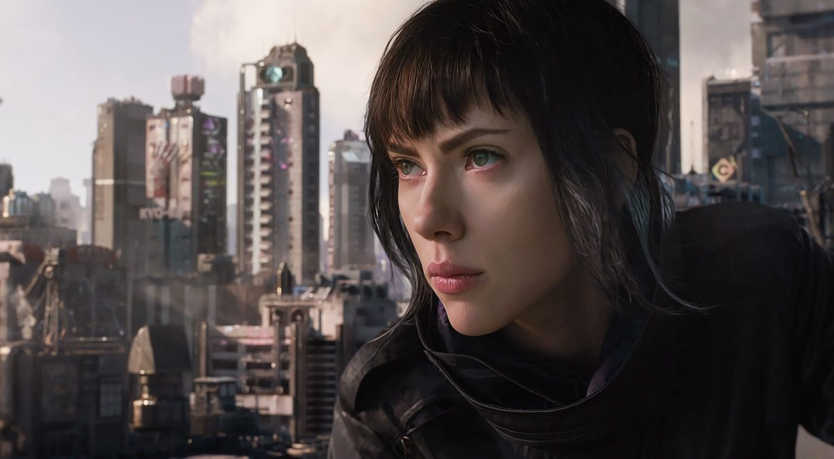 All Movie Posters and Prints for Ghost in the Shell  JoBlo Posters 1200x661