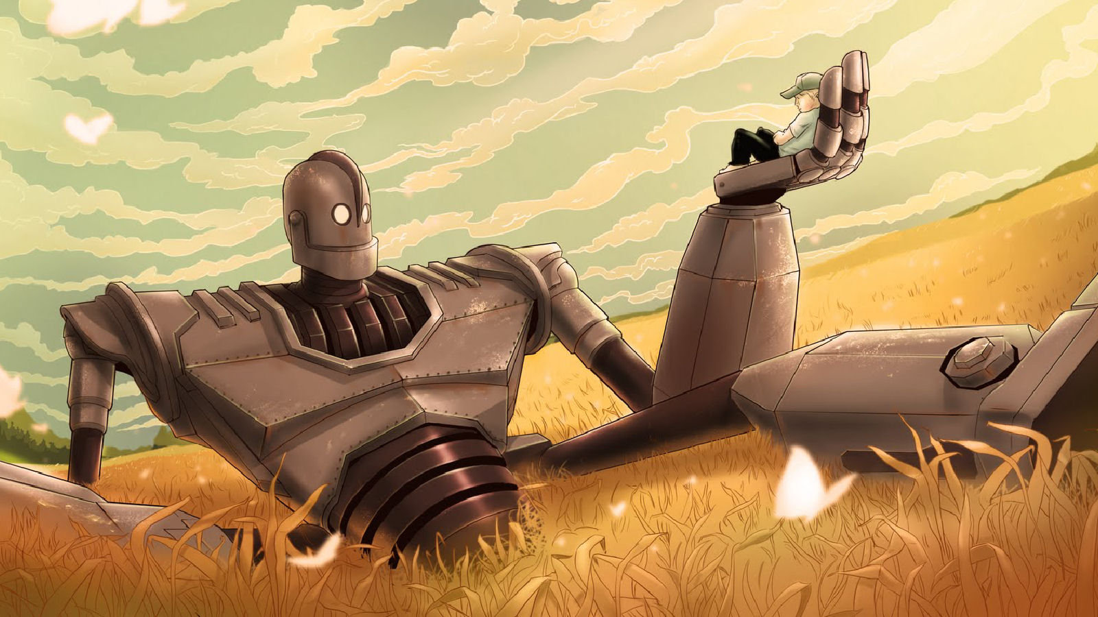 Robot Wallpapers 1600x900