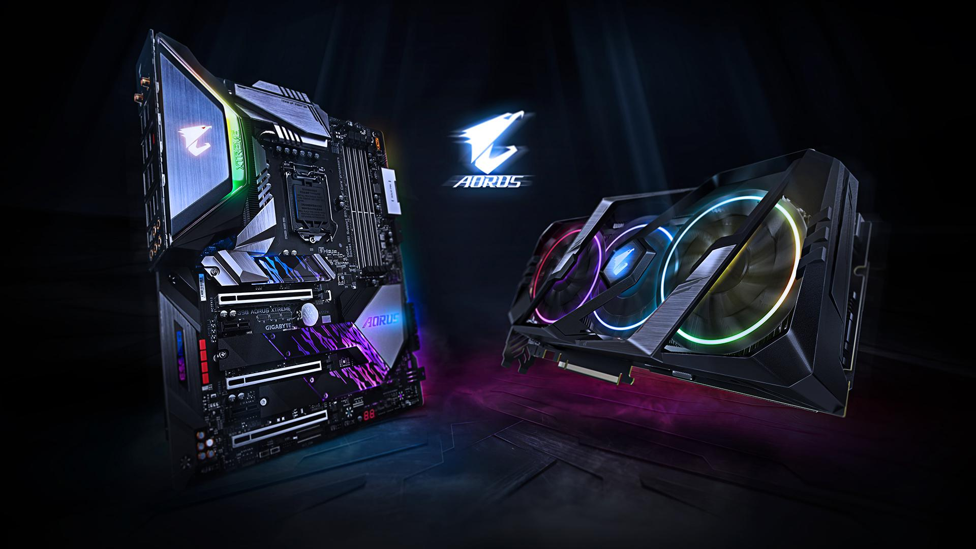 Aorus Wallpapers Wallpaper