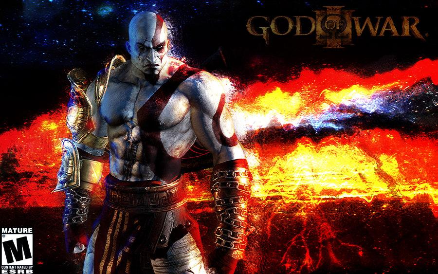God Of War Wallpapers K Hd Desktop Backgrounds Phone Images 900x563