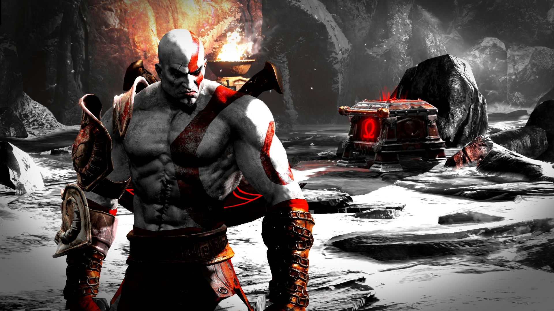 God of war chains of olympus Wallpapers HD Wallpapers ID