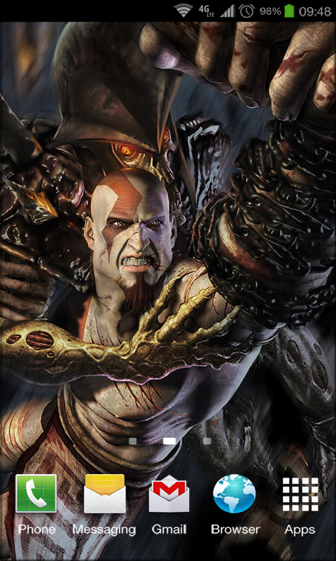 God of War HD Wallpapers Background Images Wallpaper