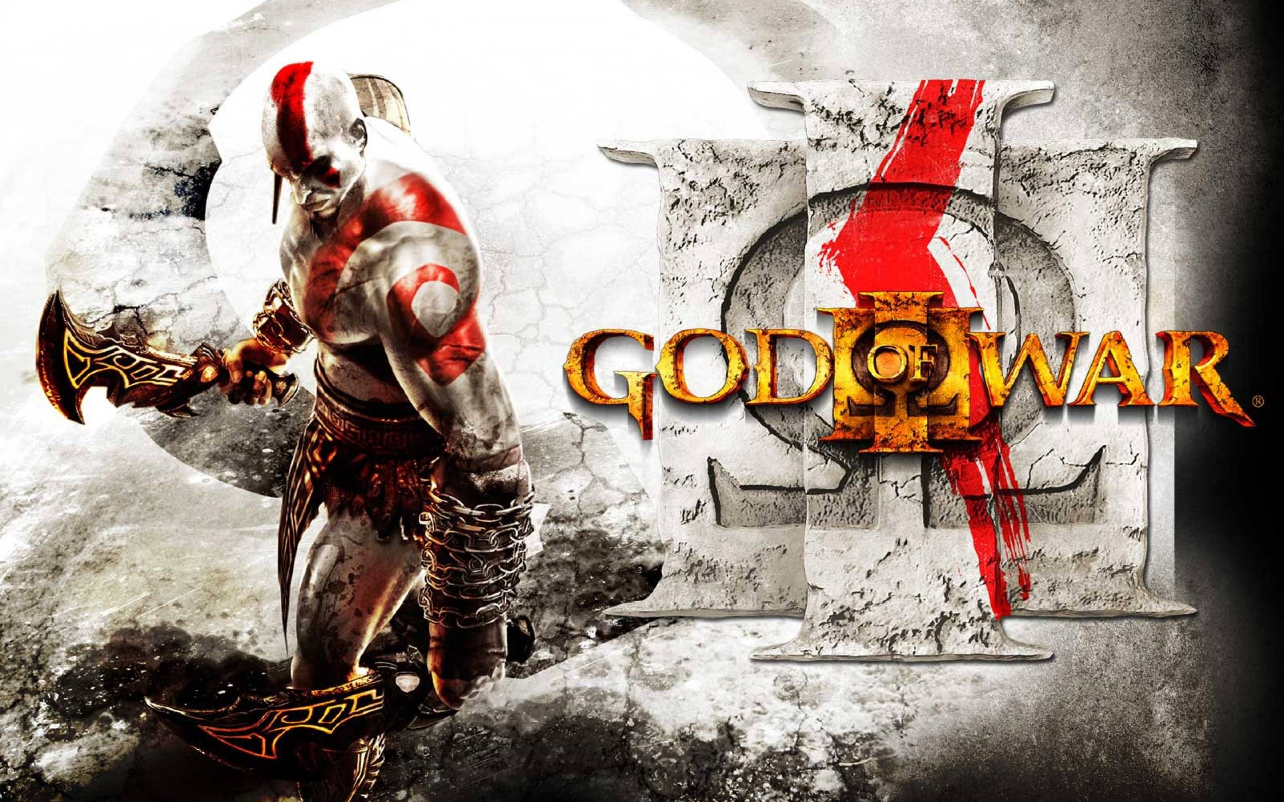 Free Download God Of War Full HD Wallpapers of