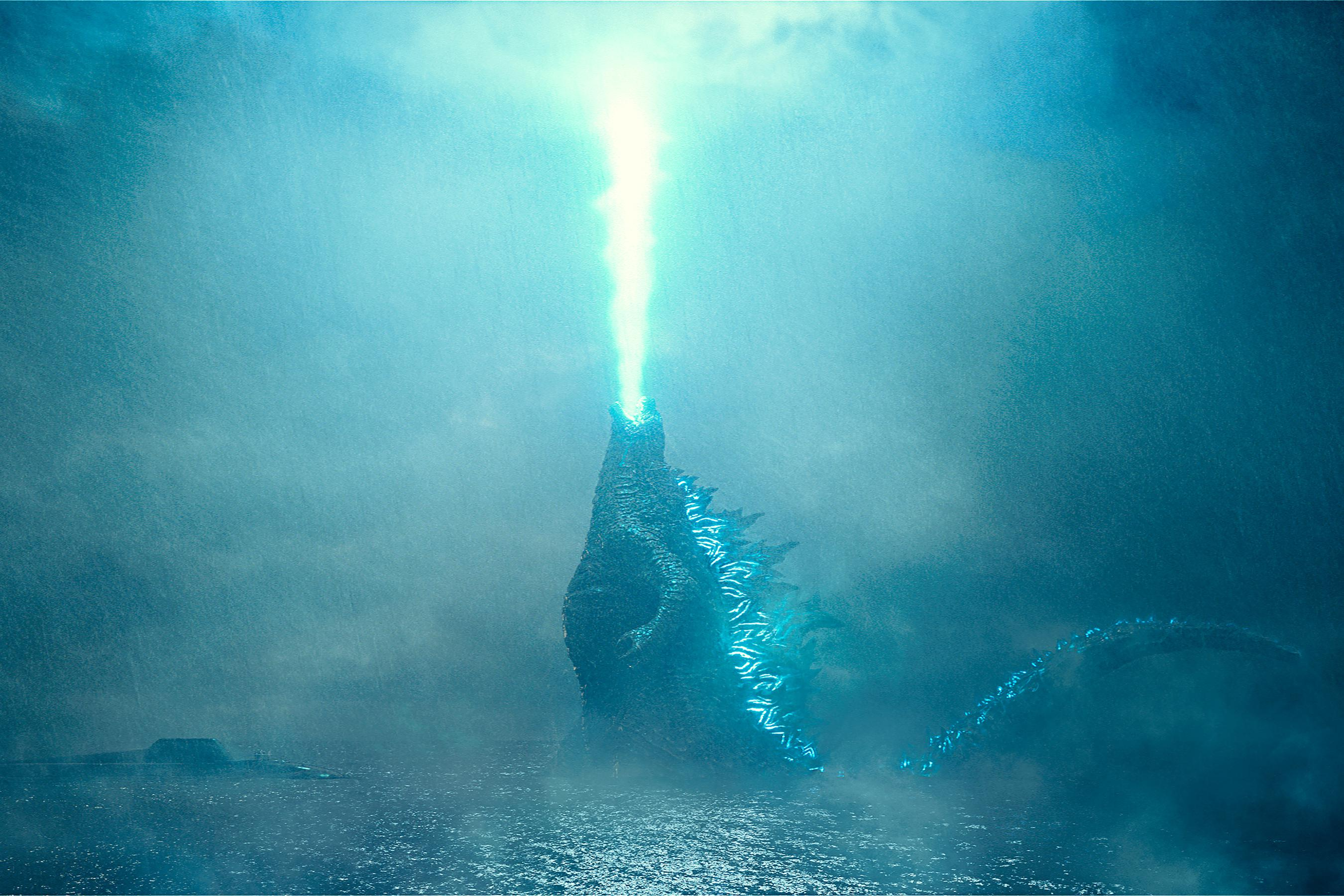 Godzilla King Of The Monsters Wallpapers Wallpaper
