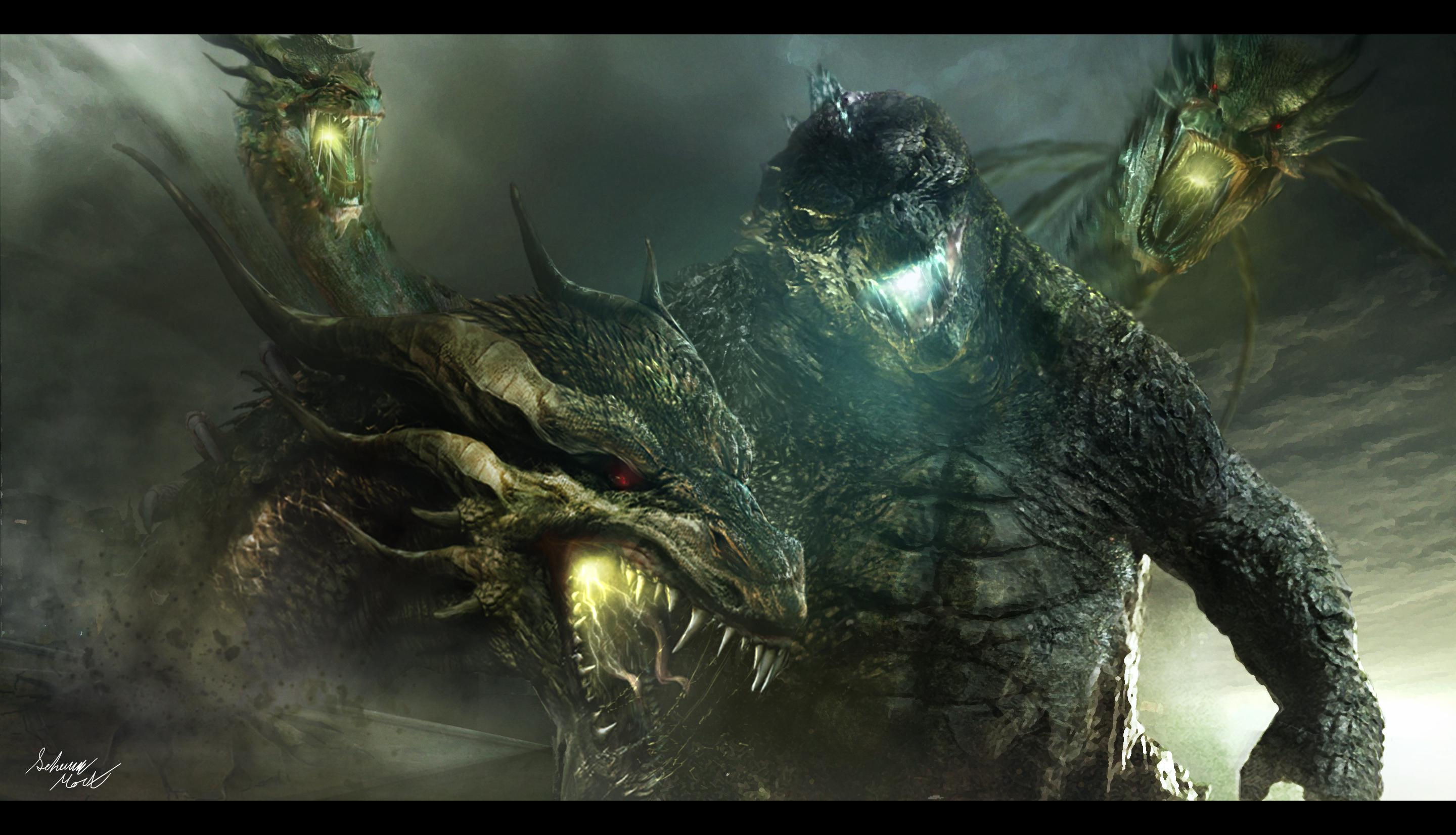 Movie Wallpaper of Godzilla King of the Monsters HD