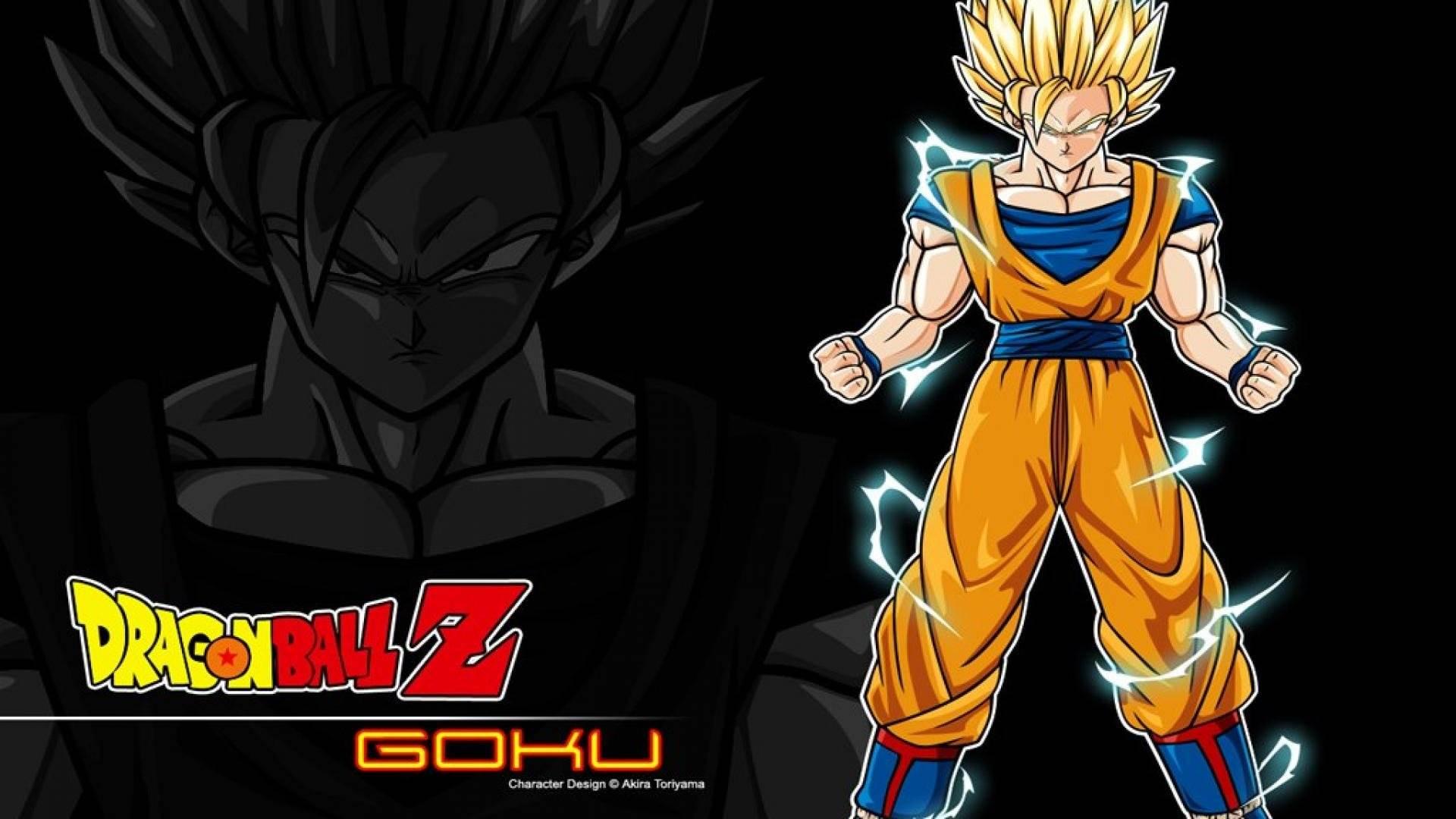 Goku Super Saiyan Wallpaper 1920x1080