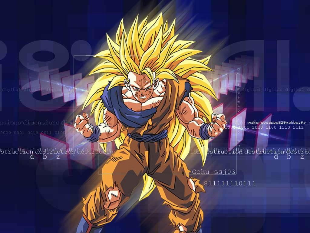 Full Hd Son Goku Wallpaper Gambarku