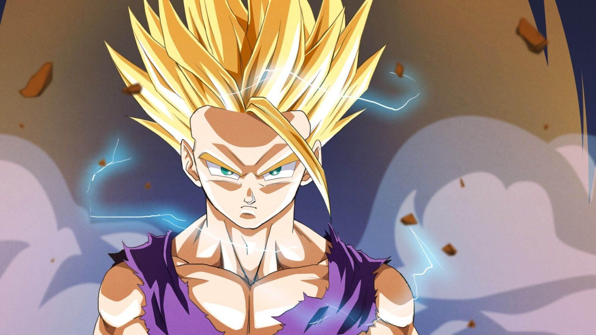 Goku Super Saiyan Hd Wallpapers Group 1920x1080