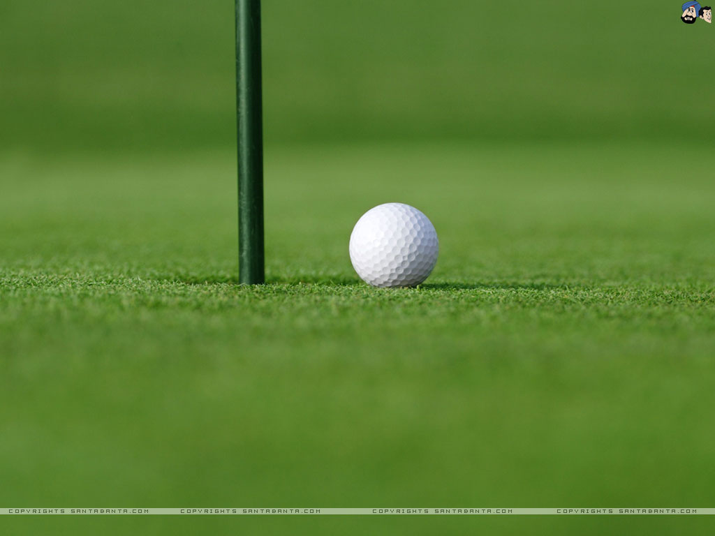 x  Golf Wallpaper   1024x768