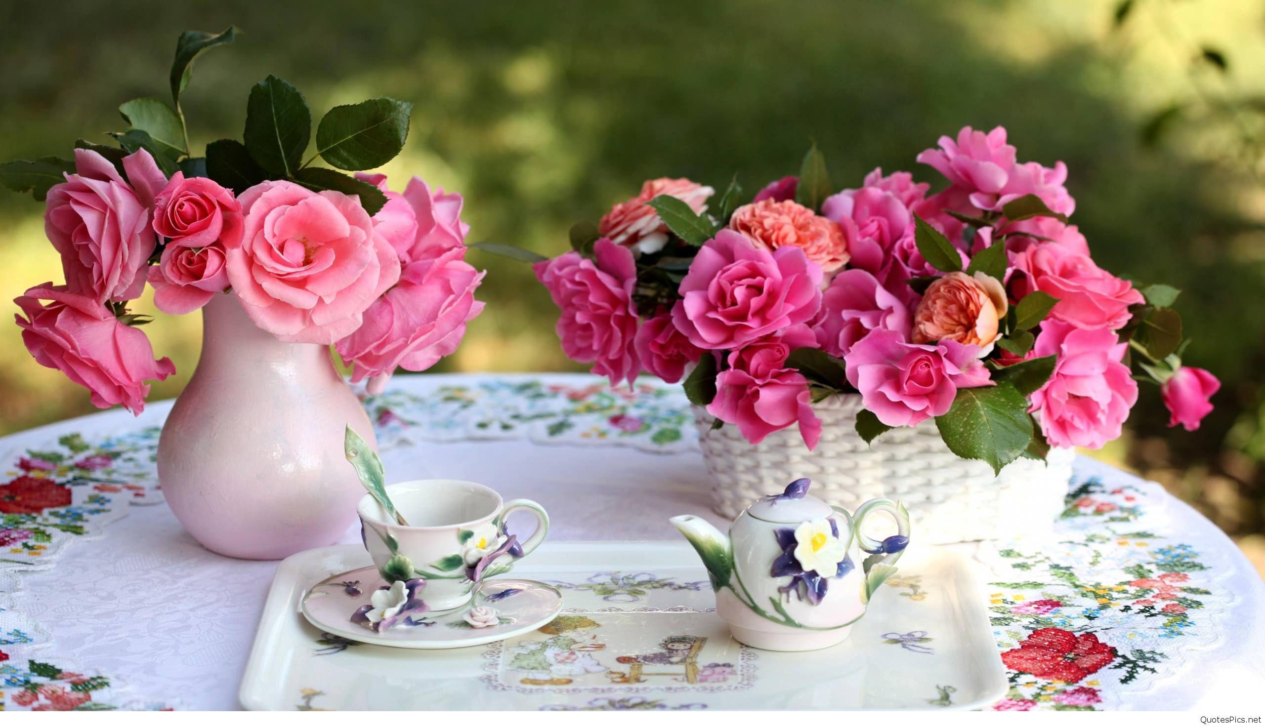 Good Morning Love Wallpaper Wallpaper Free Download 2560x1470