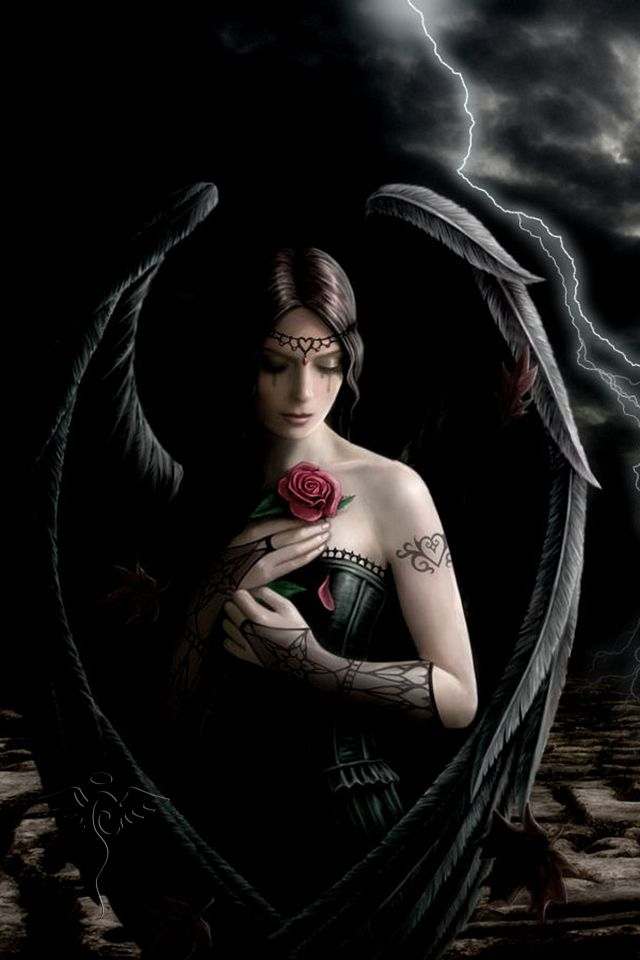 Gothic Wallpapers Download Group 640x960