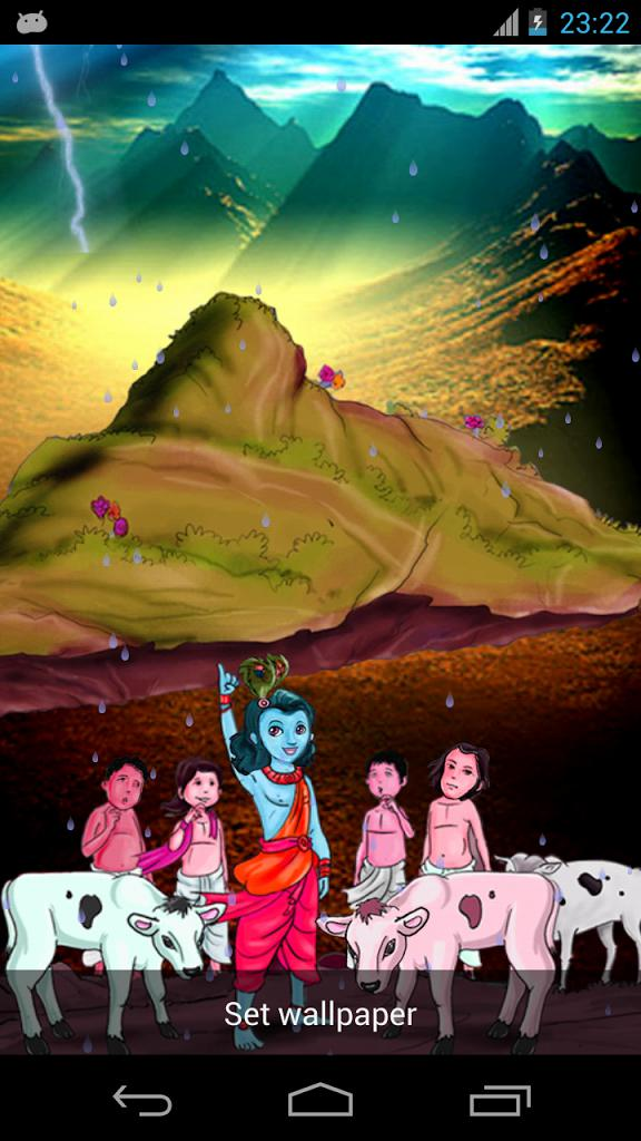 Govardhan Wallpaper  vel