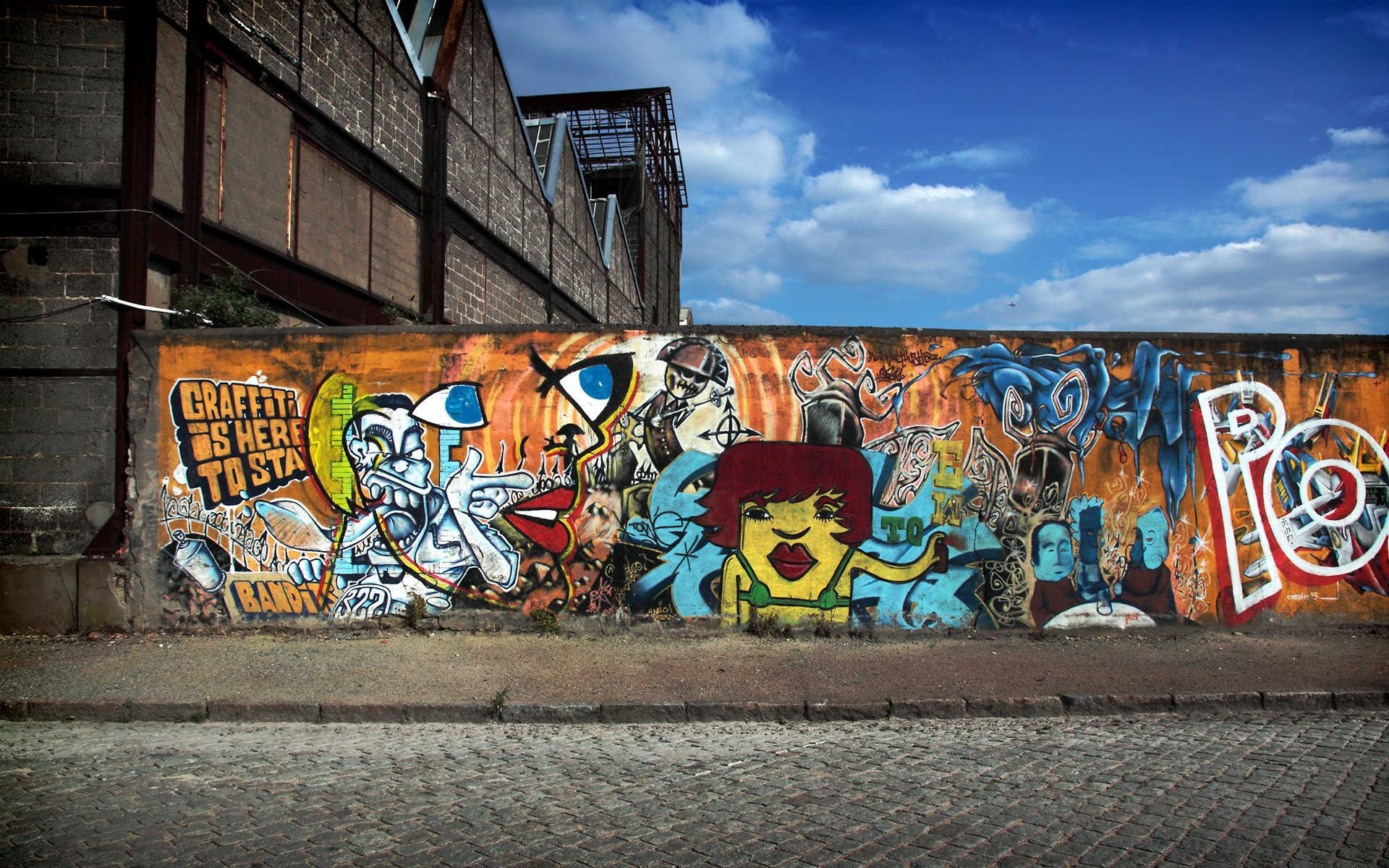 Graffiti Wallpapers Hd For Free Download On Mobomarket 1920x1200