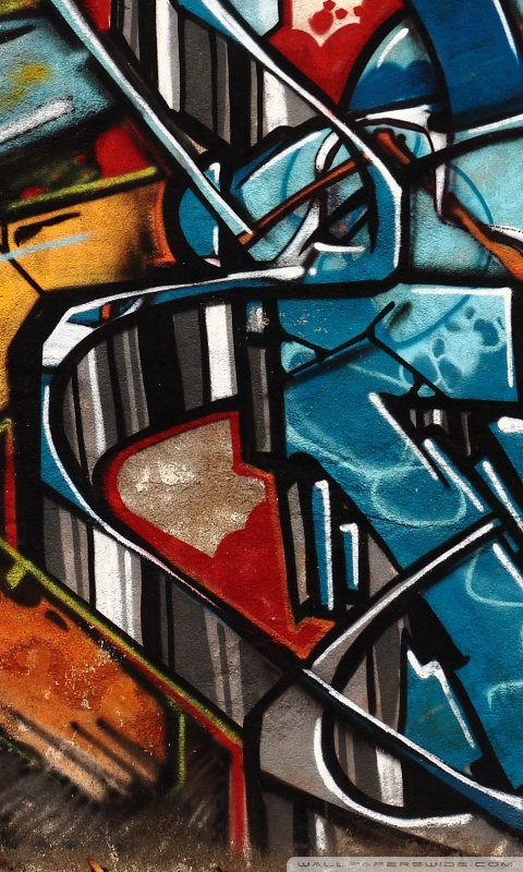 Graffiti Wallpapers  Android Apps on Google Play 480x800