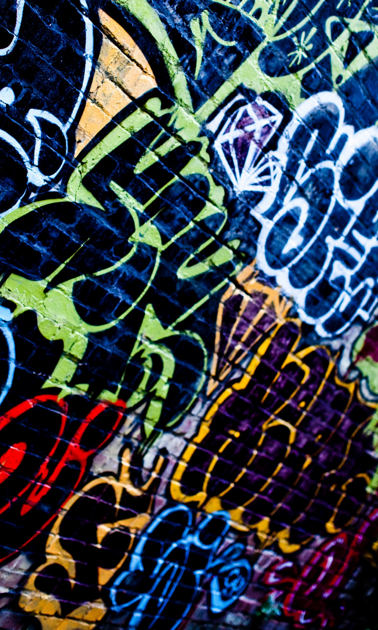 Graffiti wallpapers  Android Apps on Google Play 768x1280