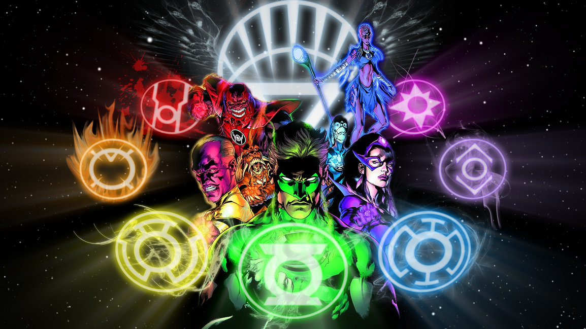 Blue Lantern Corps  Wikipedia