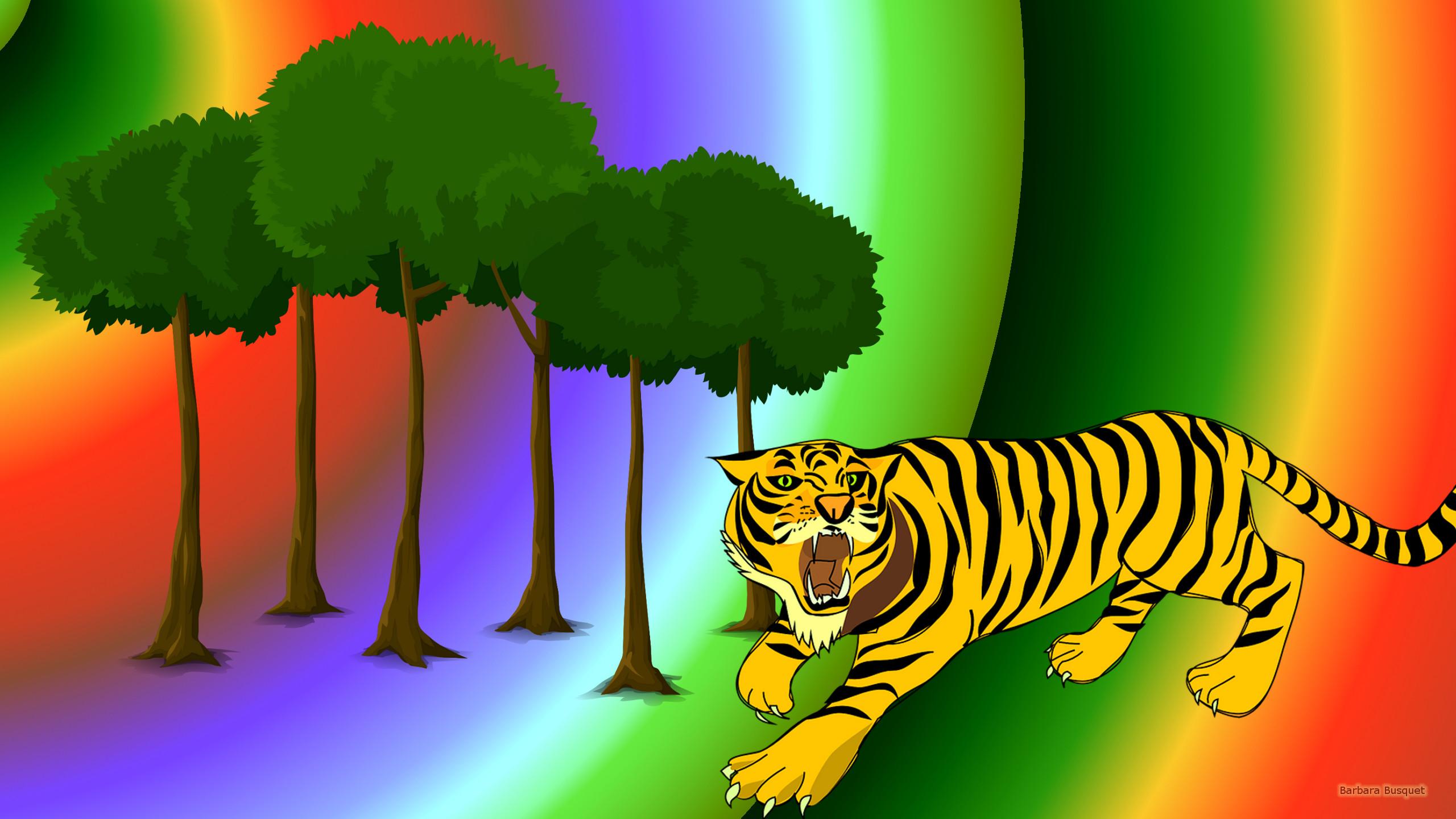 Tiger Wallpaper Full Screen Best Wallpaper