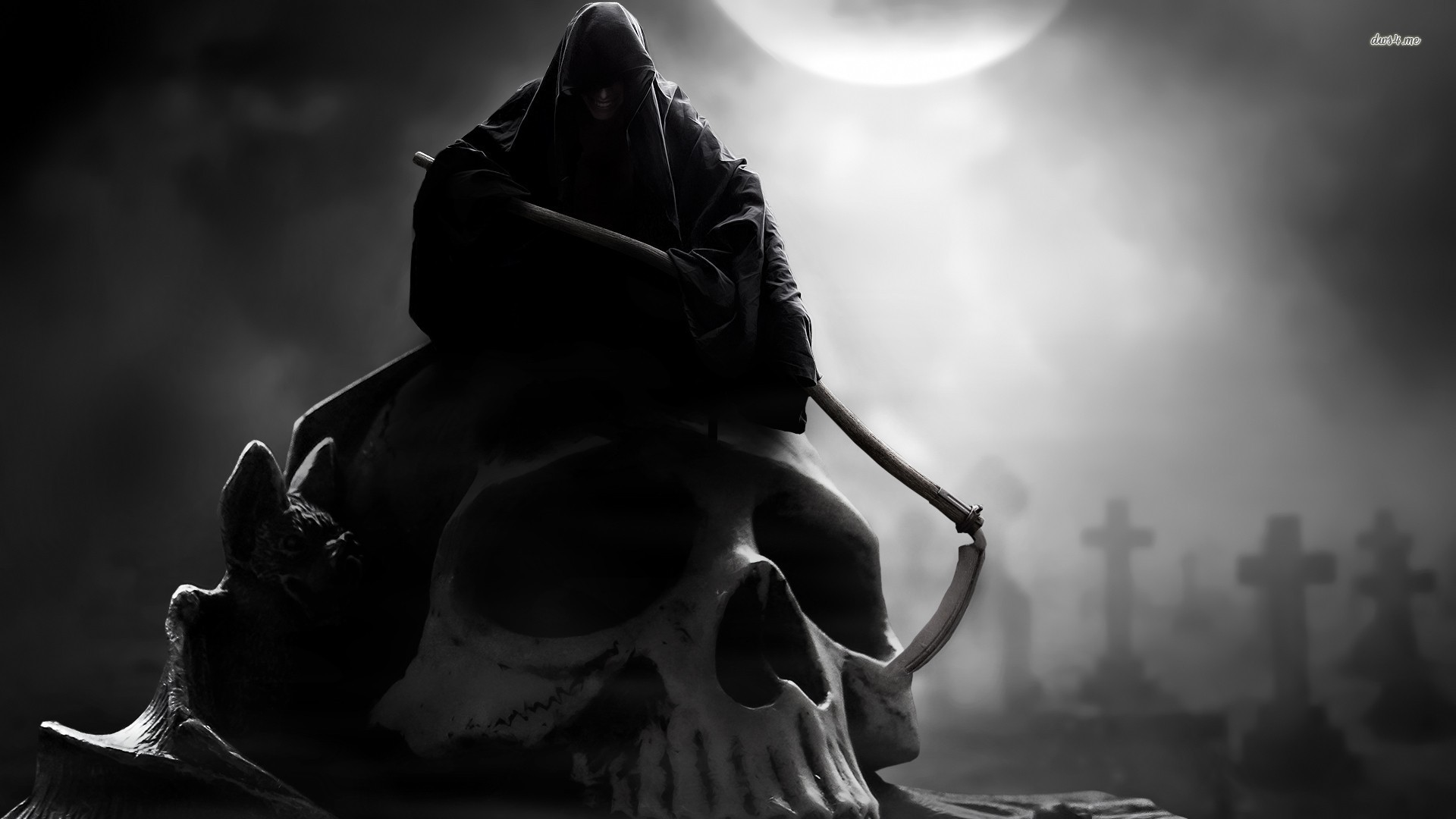Grim Reaper HD Wallpapers  Backgrounds  Wallpaper  1920x1080
