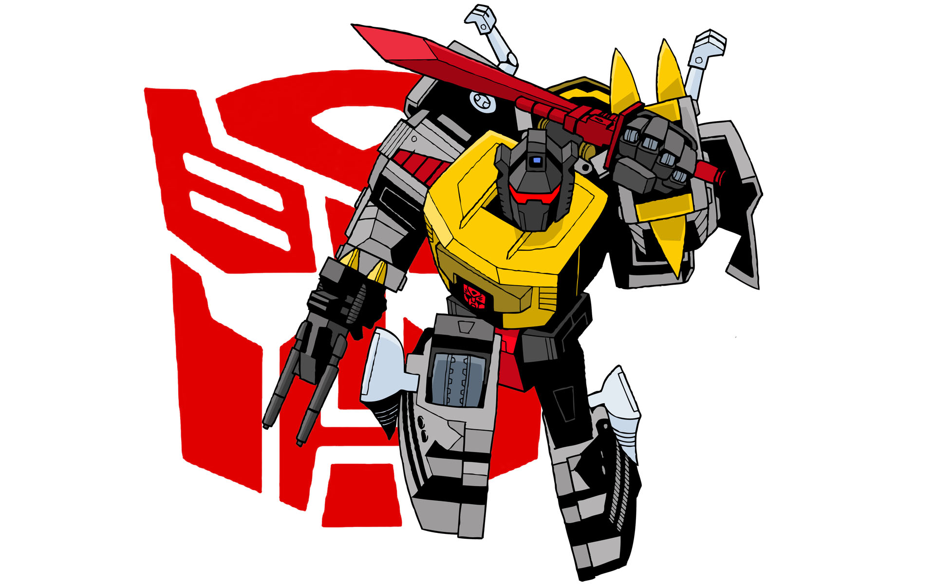 transformers coloring pages grimlock wallpaper - photo #43