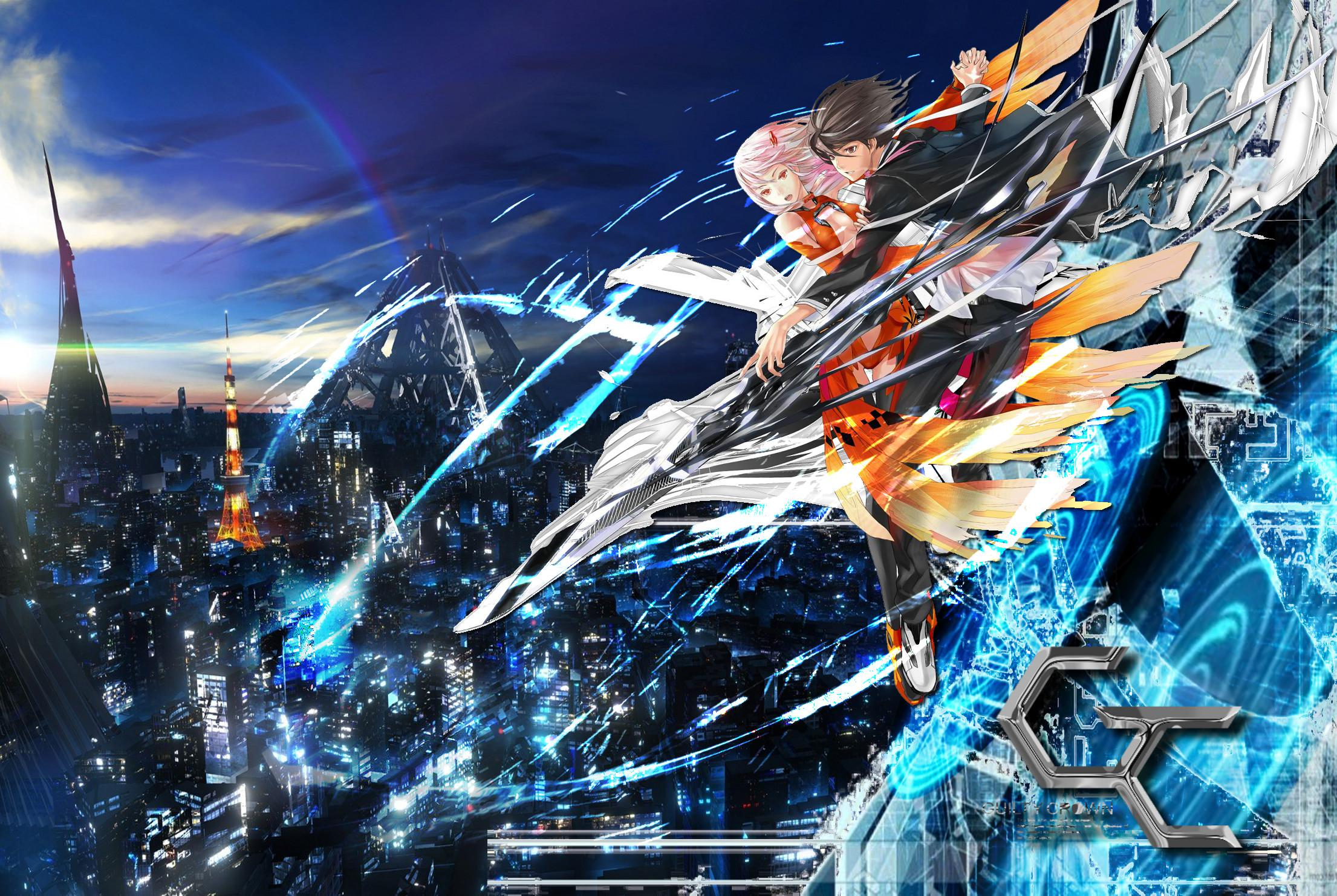 Guilty Crown HD Wallpapers Background Images