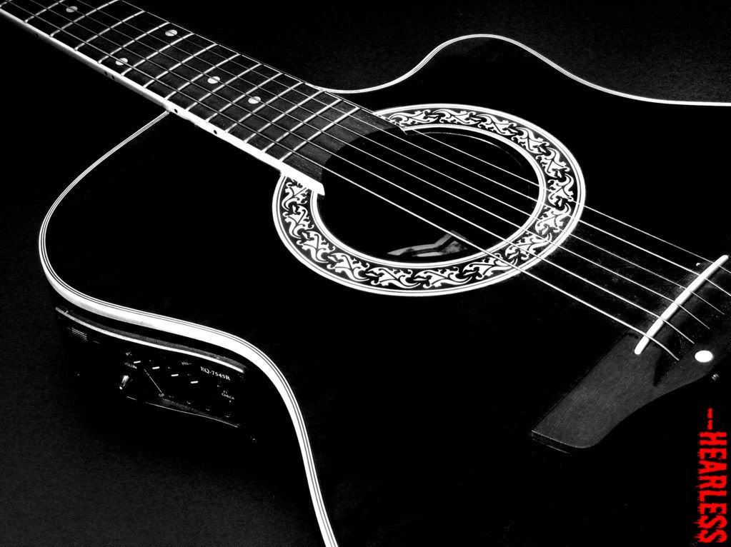 Guitar On Fire Wallpapers Group  1023x766