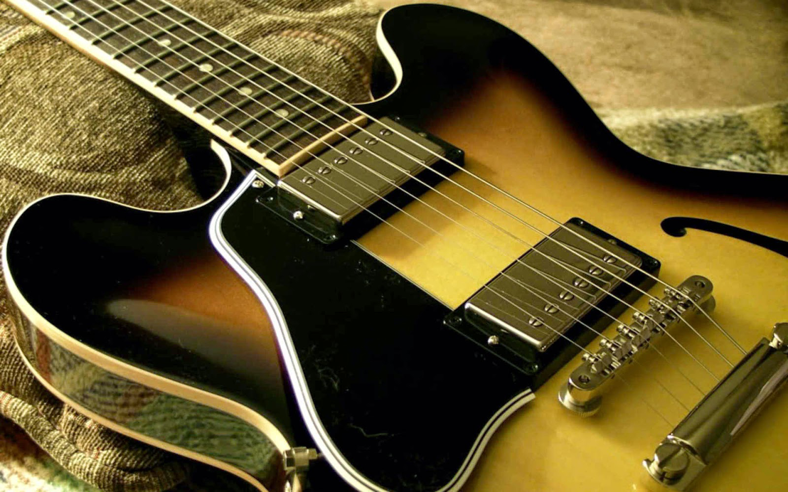 Electric Guitar Wallpaper Images Acoustic Electric Green Tele 1600x1000