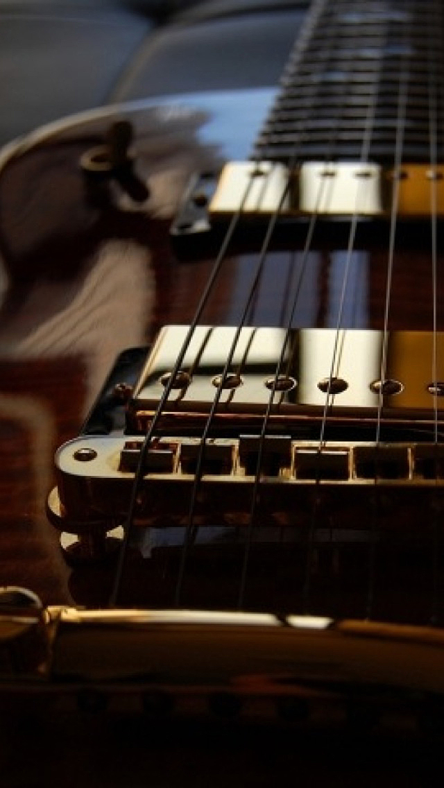 Guitar Iphone Wallpaper 640x1136