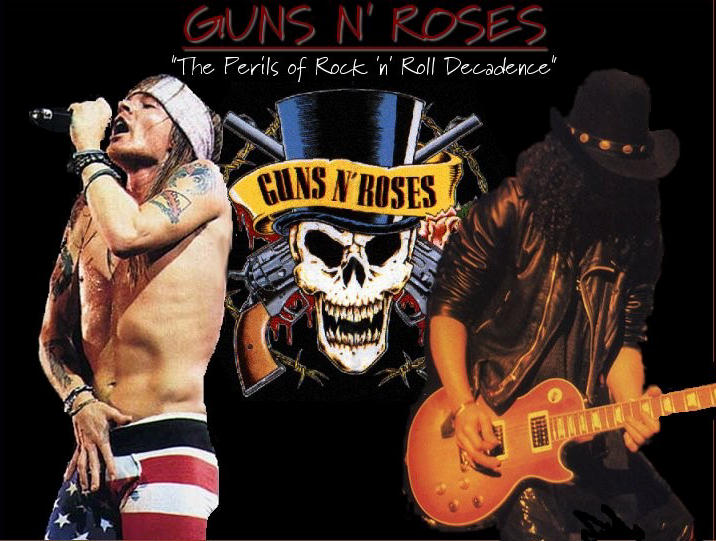 Guns N Roses Wallpapers for your desktop 716x541
