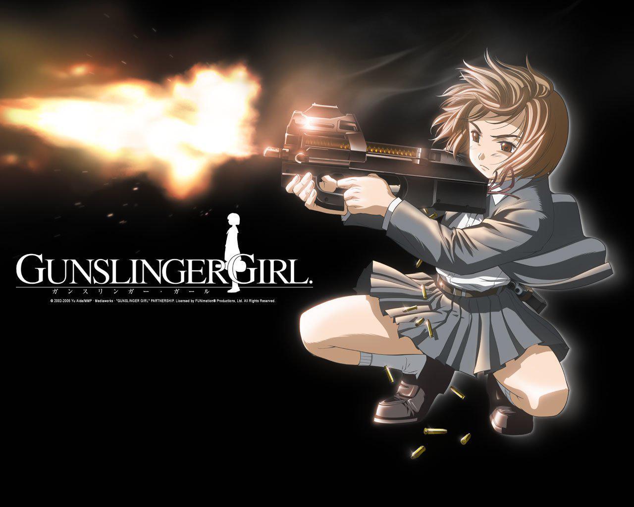 Gunslinger Girl Hd Wallpapers High Resolution Hd