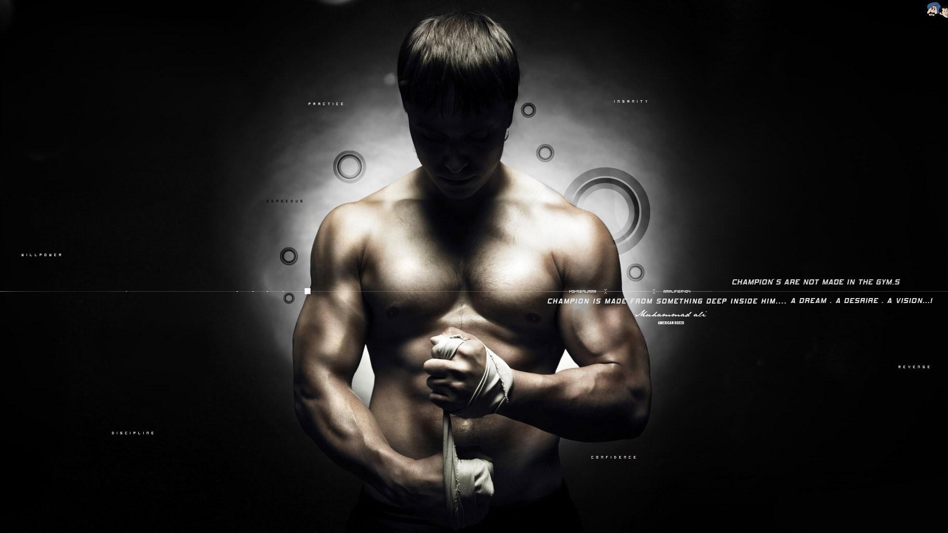 Bodybuilding Motivation K Hd Desktop Wallpaper