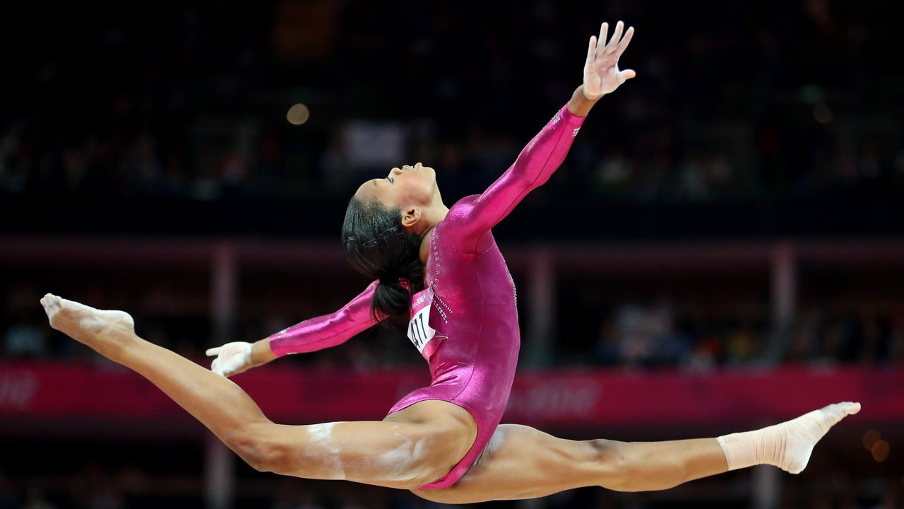Love Gymnastics Wallpaper Fun And Awesome Stuff Pinterest 1280x720