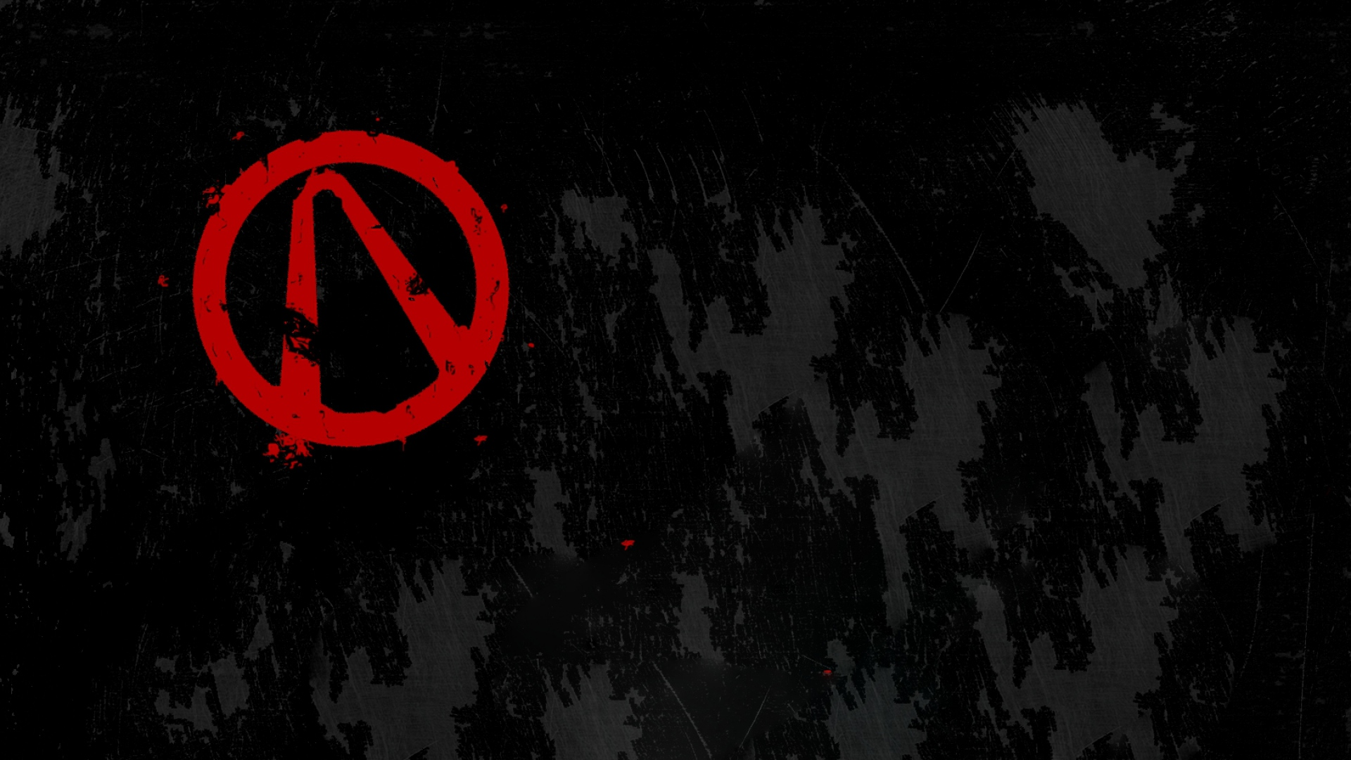 Red And Black Map HD desktop wallpaper 1920x1080